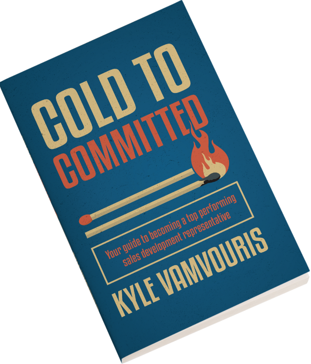Image of Cold to Committed Book