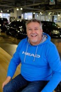 autoSense customer Stephan Fuhrer