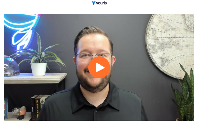 Personalized prospecting video