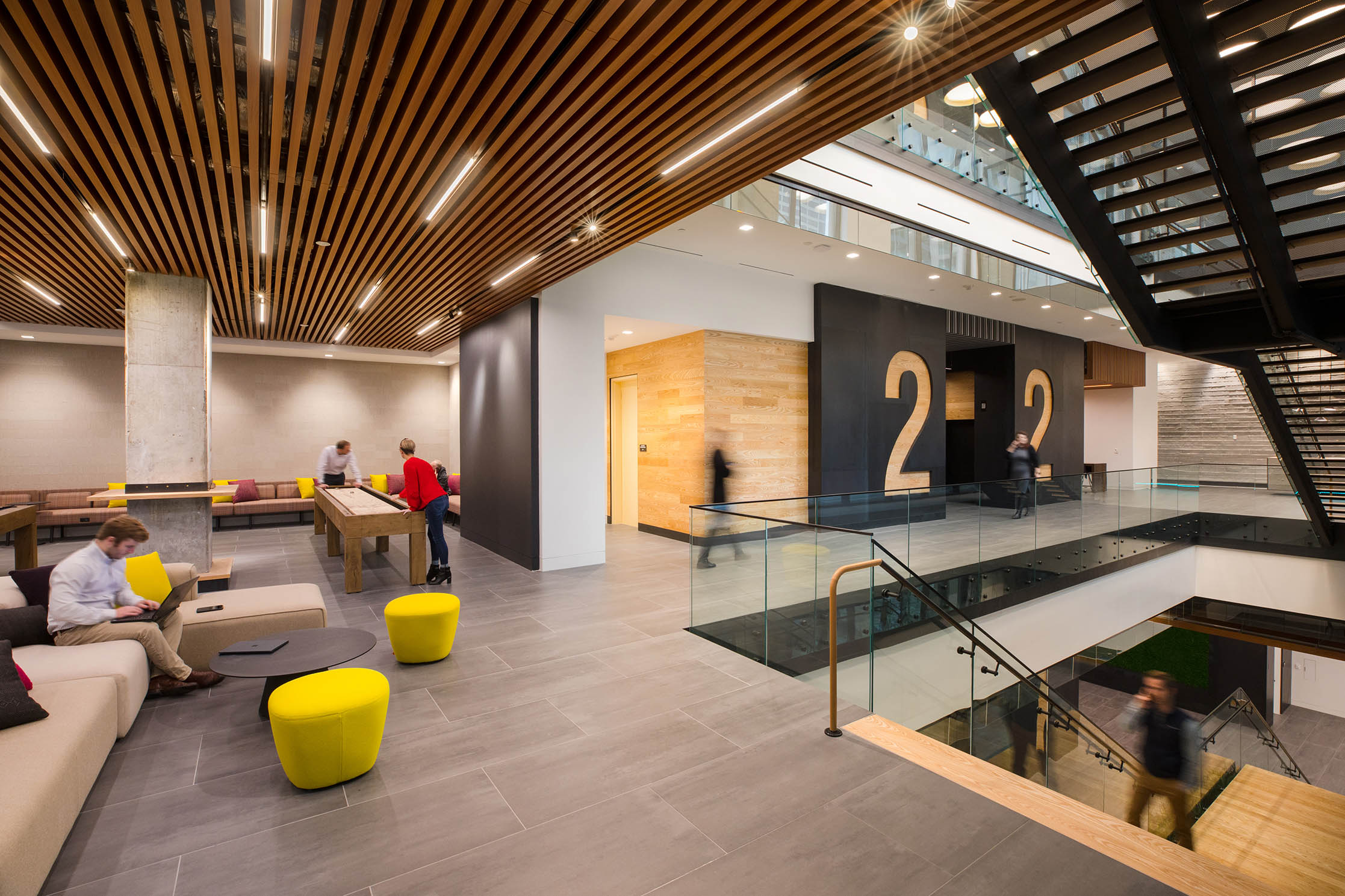 GreenStreet Lobby