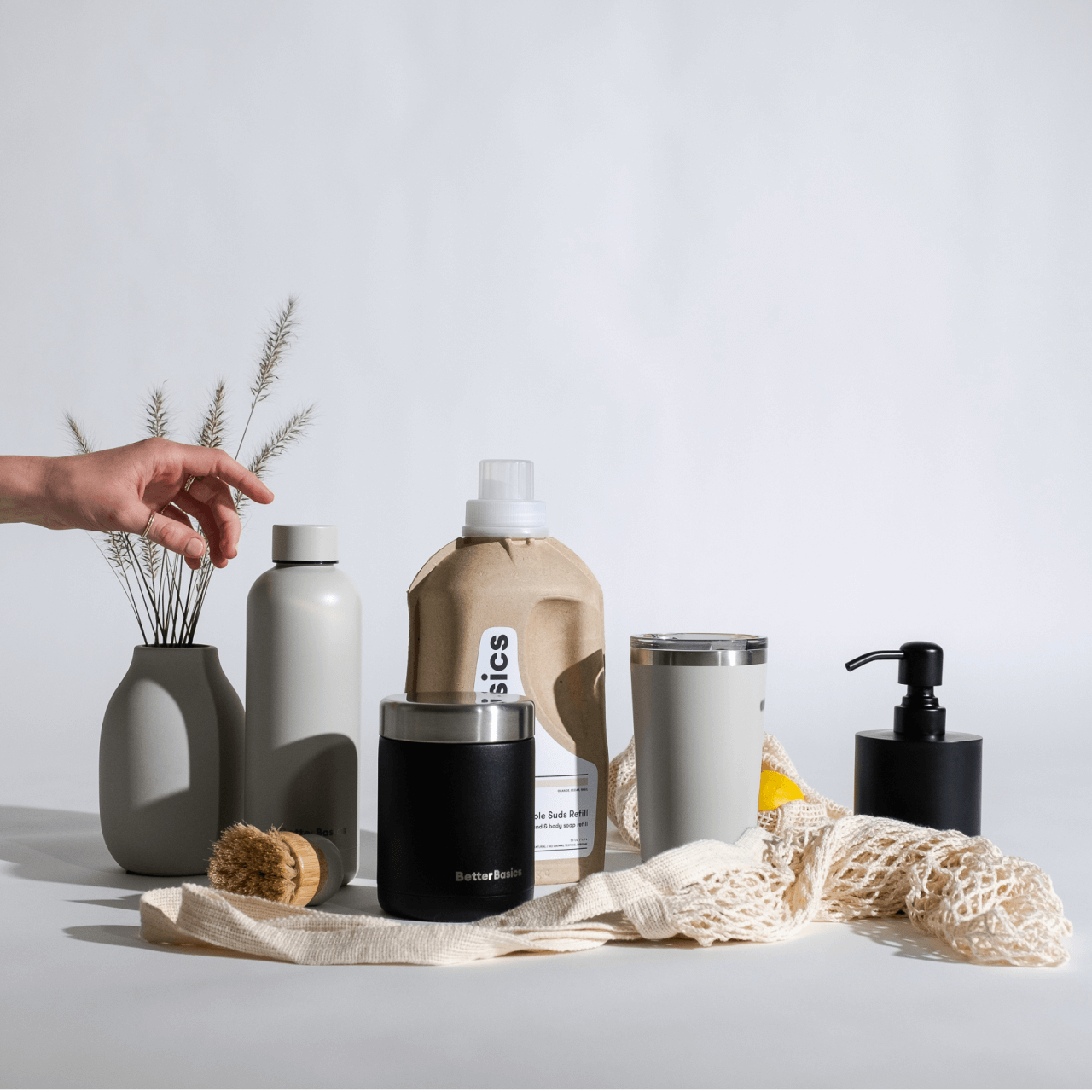 Trying to Reduce Waste in Style? Better Basics Has You Covered