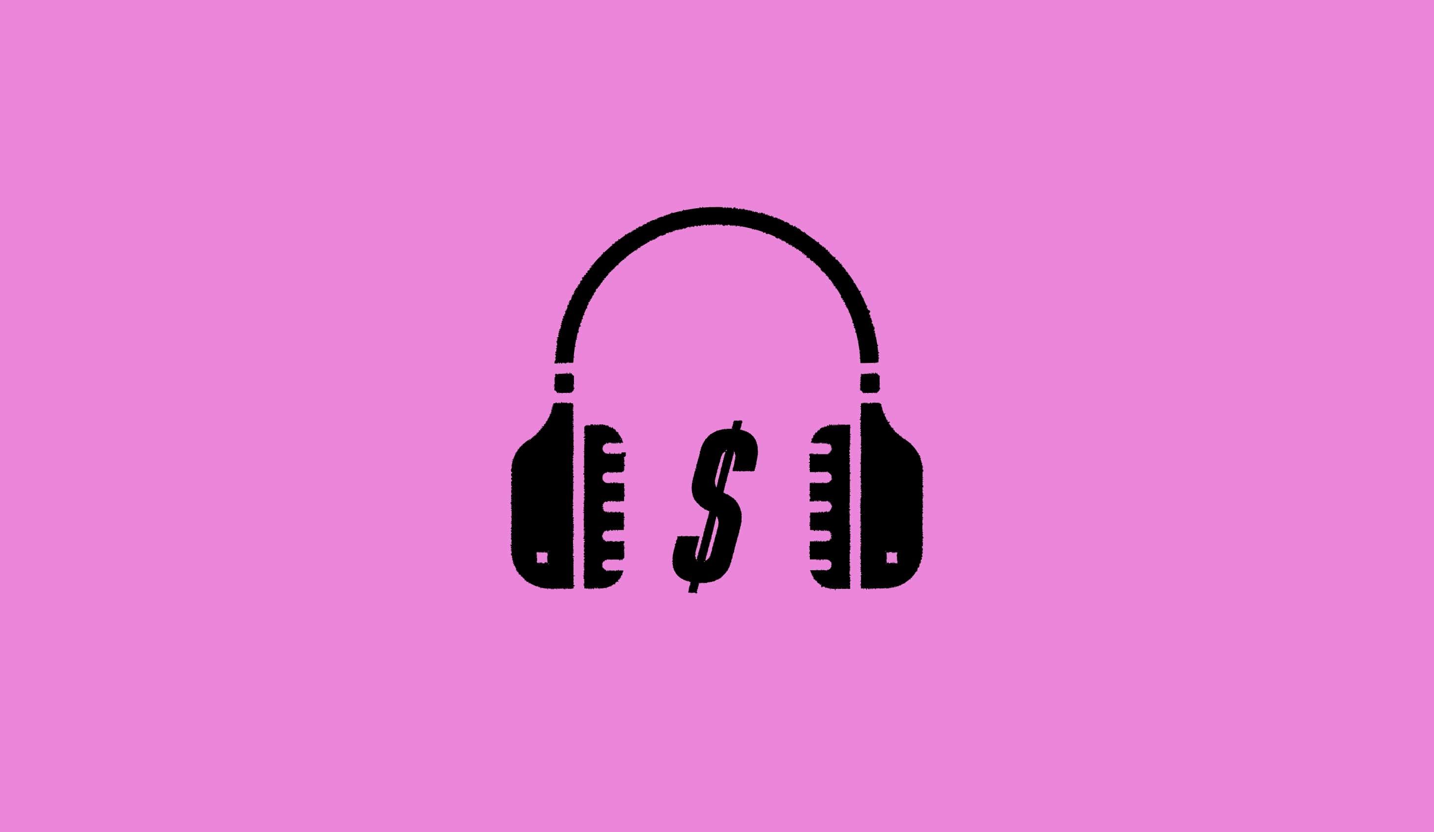 headphone artwork