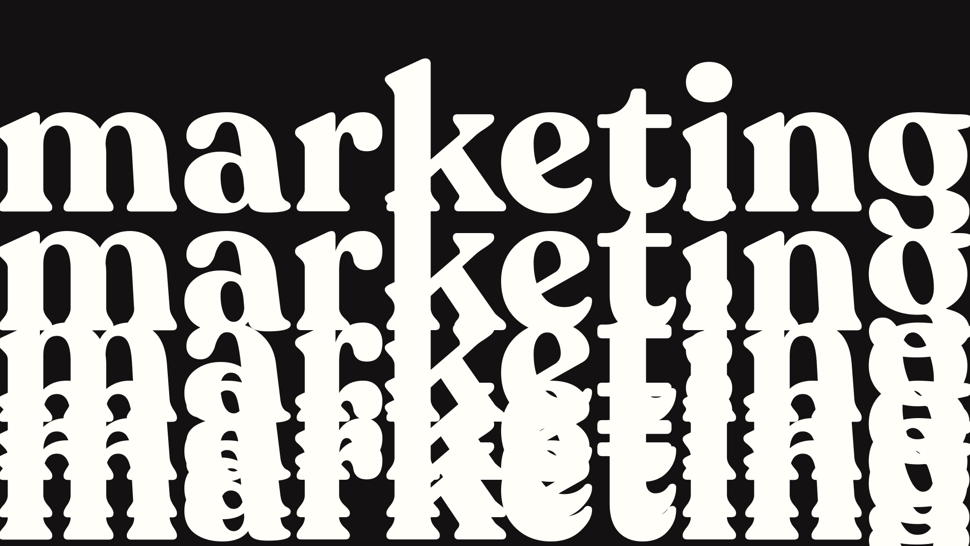 marketing is everything