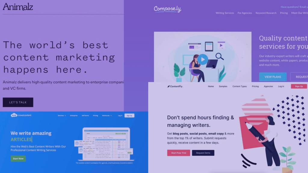 8 best SEO content writing services of 2021 (reviewed)