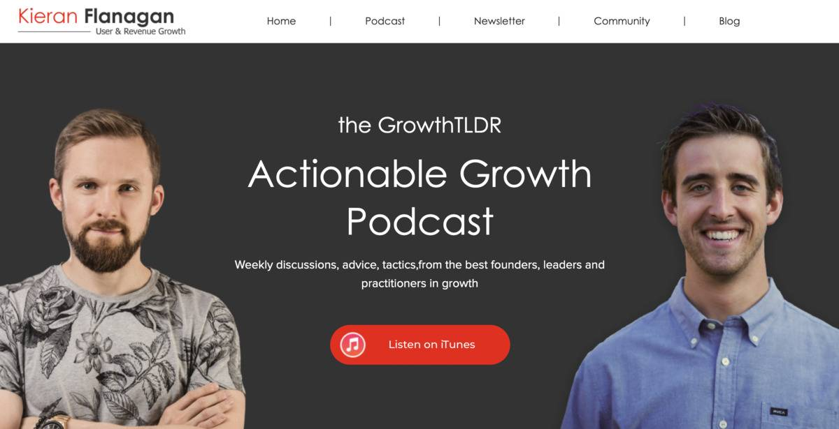 The Growth TLDR Podcast