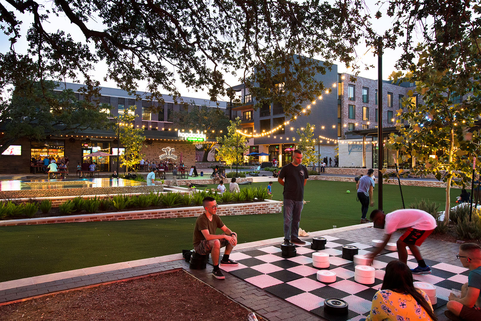 Century Square in College Station , Texas