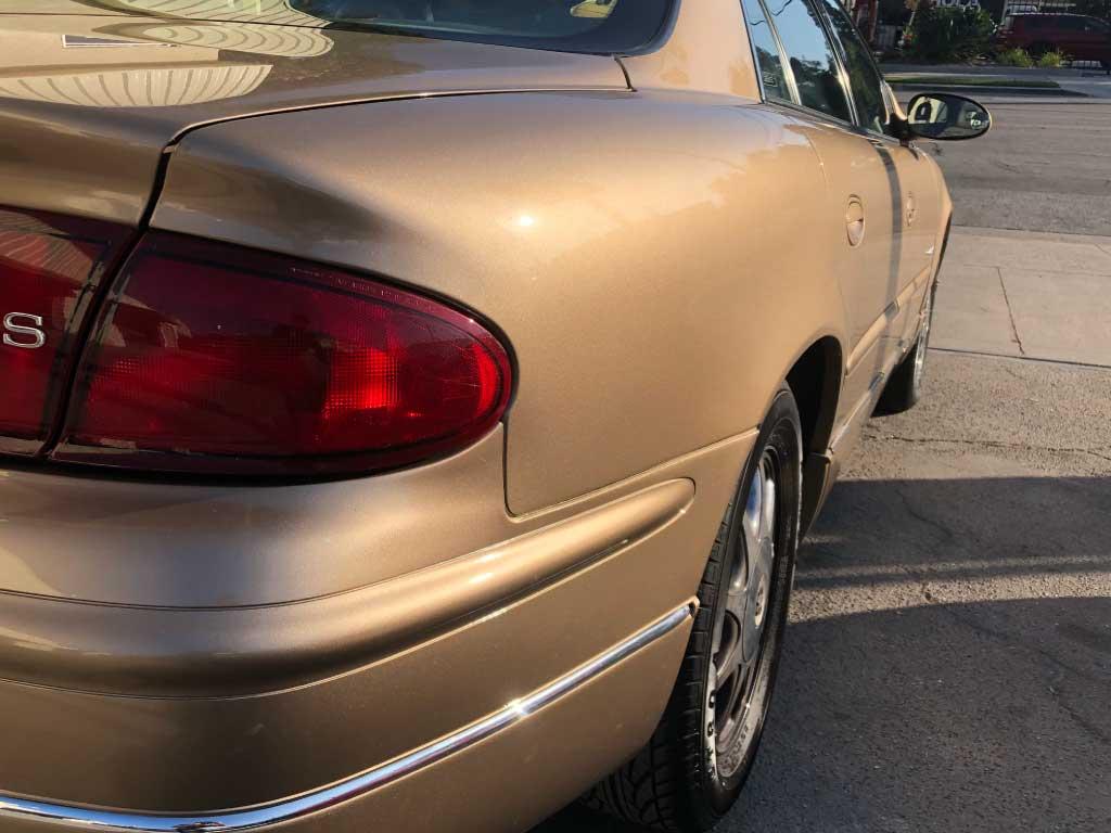 Buick Regal Body Repaired