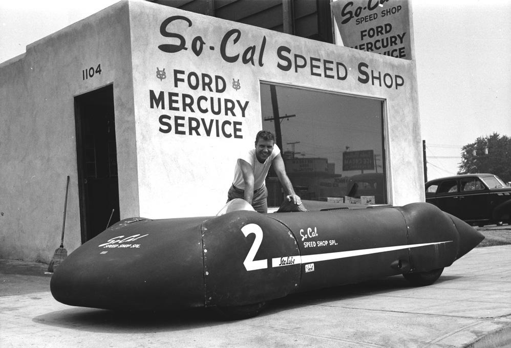 Socal Speed Shop