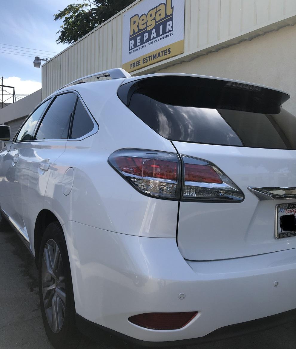 Lexus Collision Repair Center