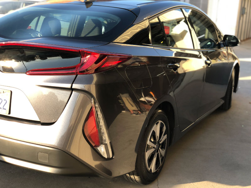 Toyota Prius Prime Body Repair