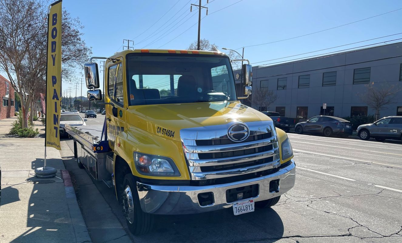 Los Angeles Tow Services