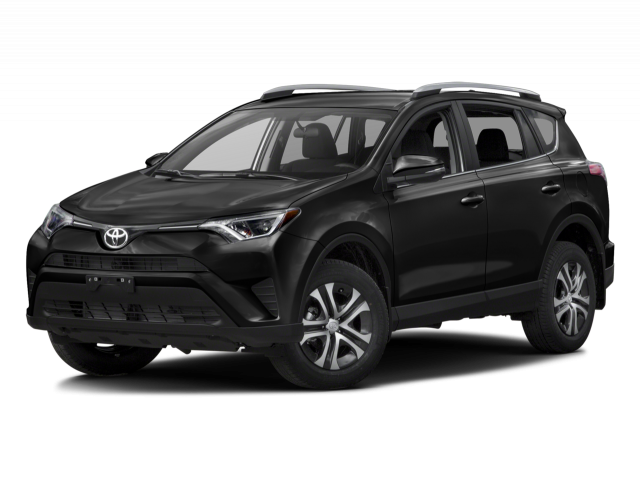 Toyota Rav4 For Rent