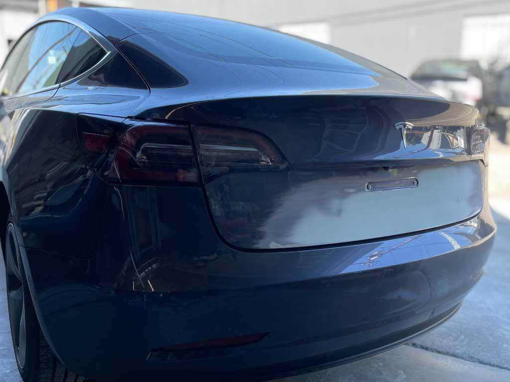 Tesla Lift Gate Repair Process