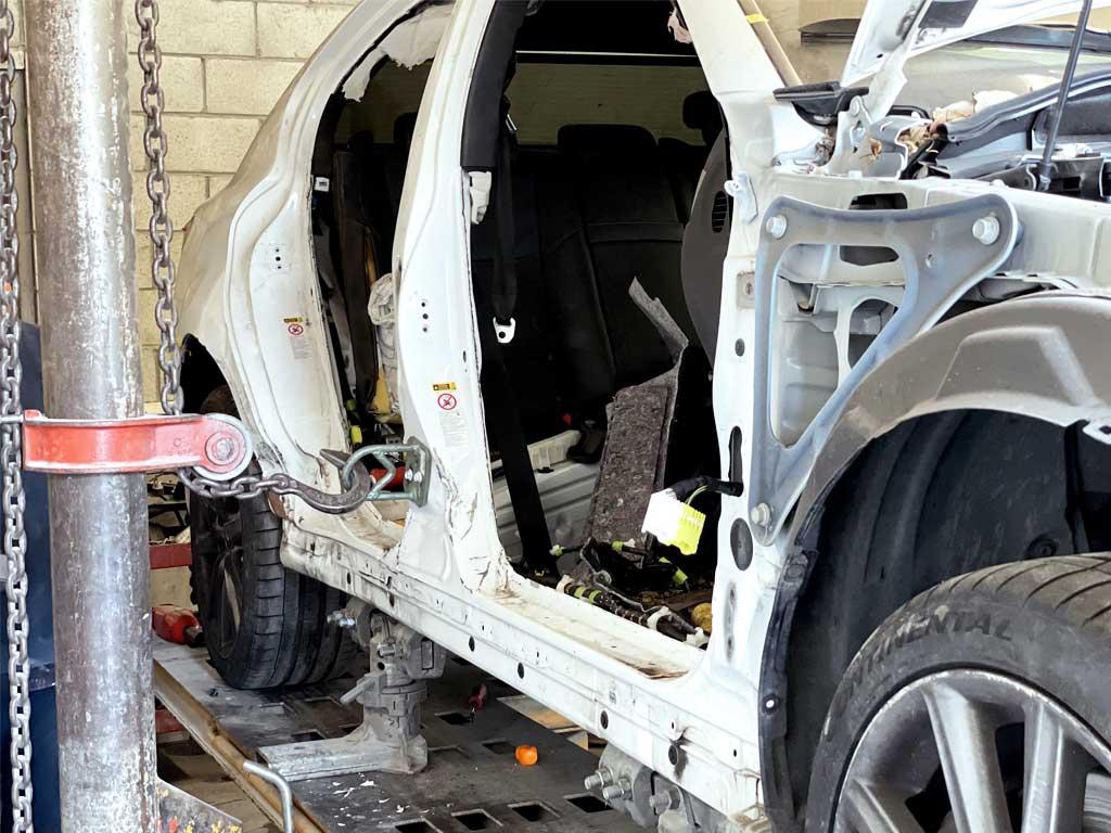 Lexus Frame Repair