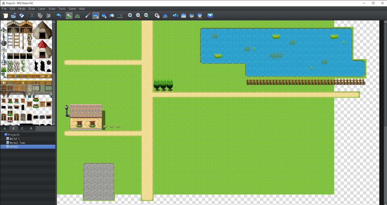 Project5 - RPG Maker MZ 2020_06_29 15_39_50