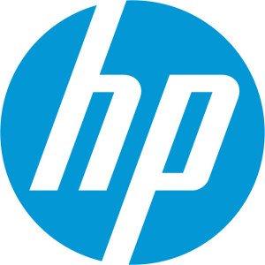 Hewlett Packard company logo
