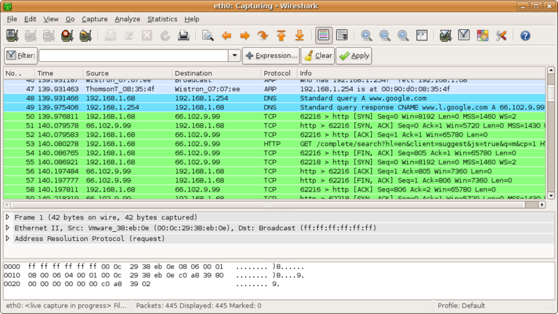 Wireshark by Riverbed Technology