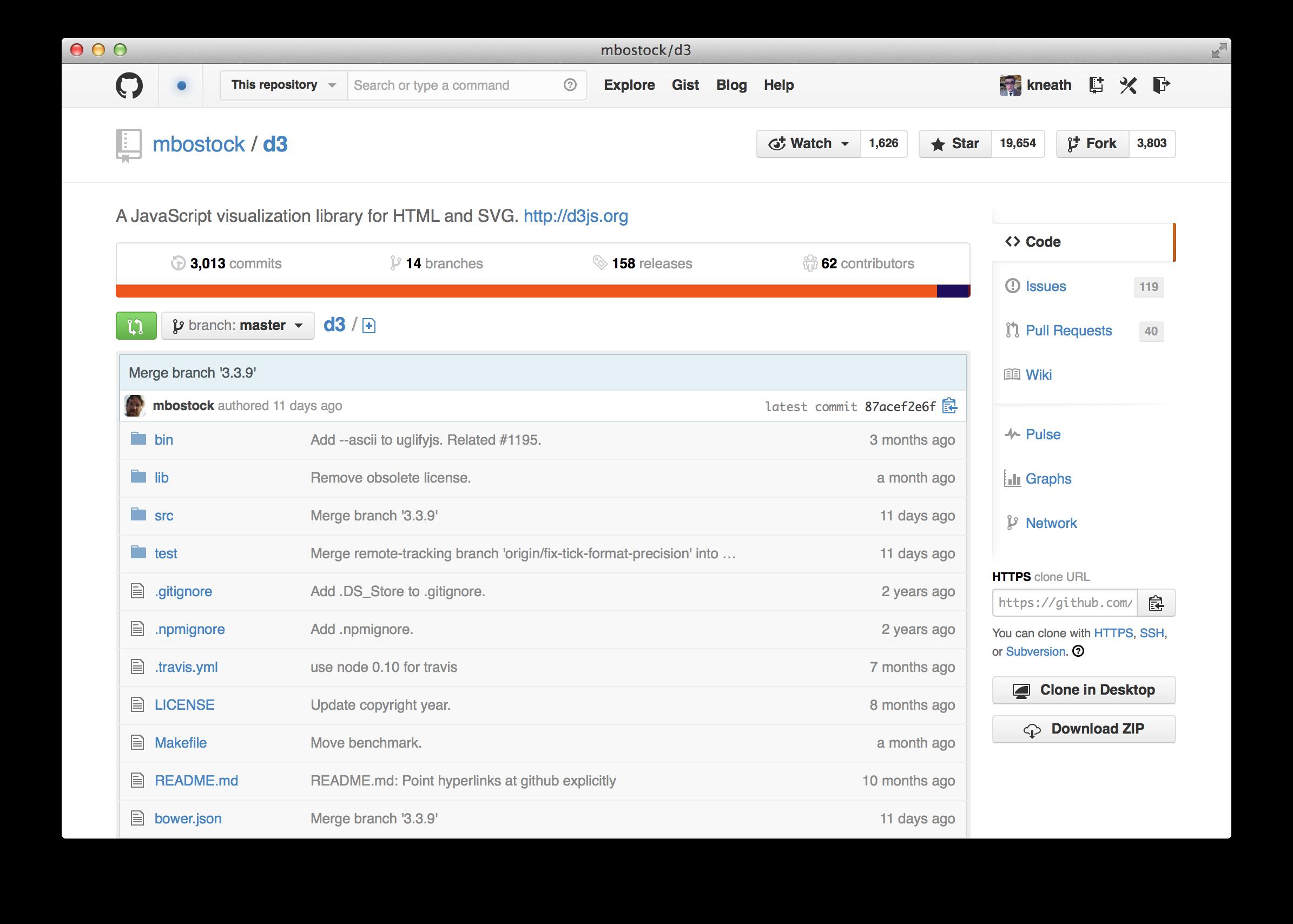 UI - GitHub
