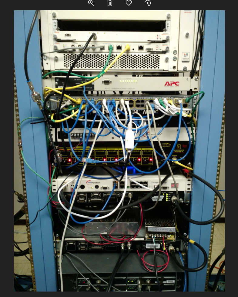 Example of rack hardware photos in the Pocket iNet dataset.