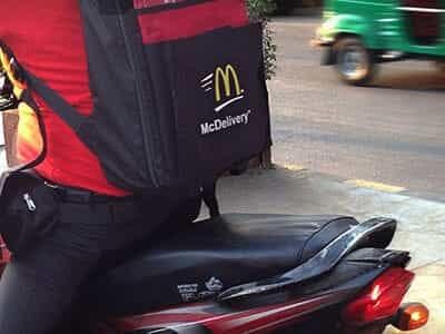 McDonalds India is leaking 2.2 million users data