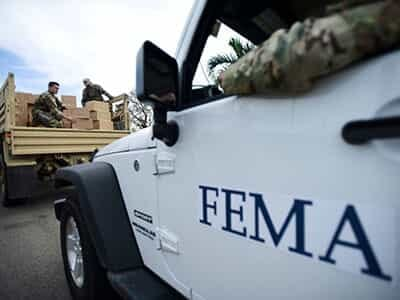 FEMA 'major privacy incident' reveals data from 2.5 million disaster survivors