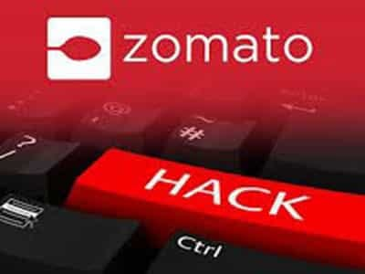 Hackers steal Zomato data on 17 million users