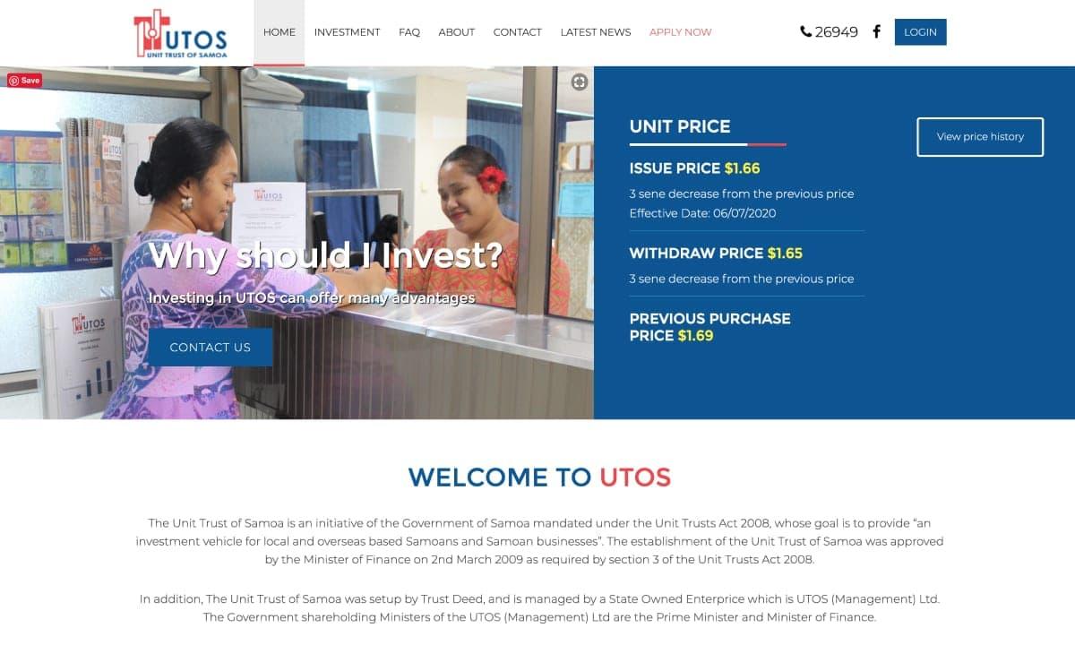 Unit Trust of Samoa