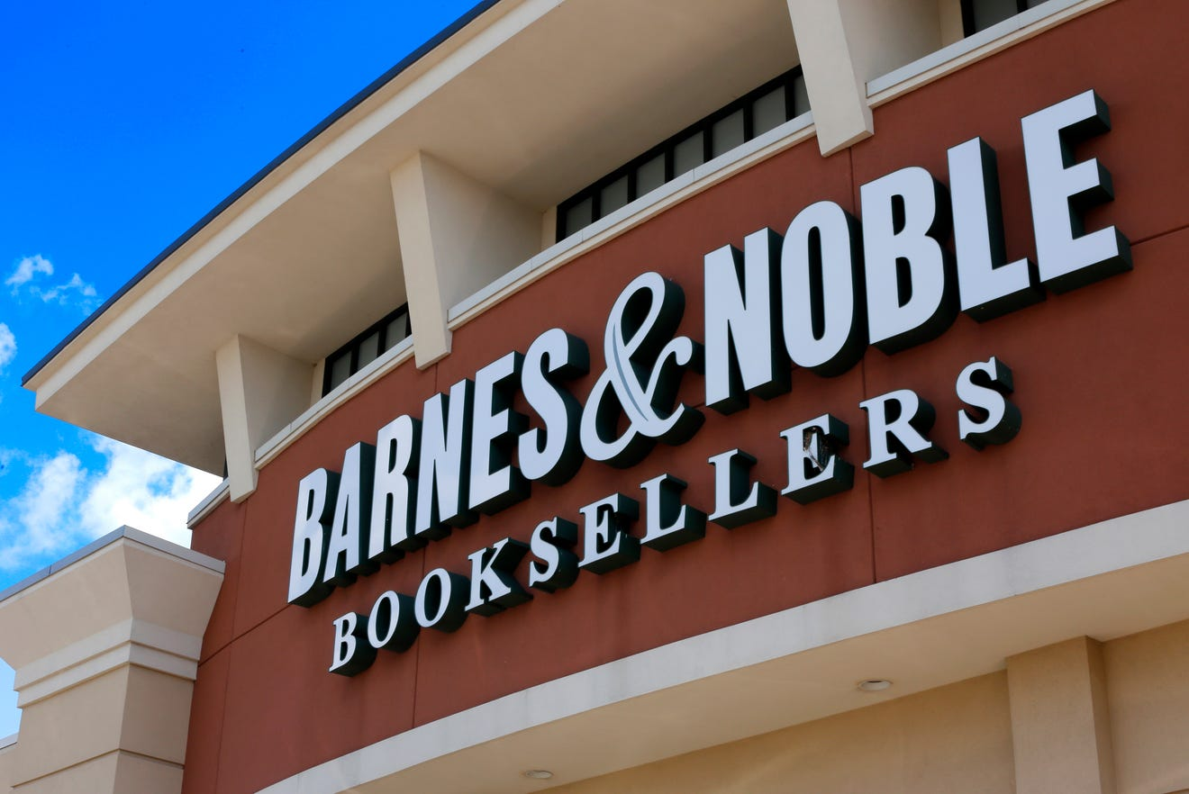 Barnes & Noble data breach exposes customers' email addresses, transaction history
