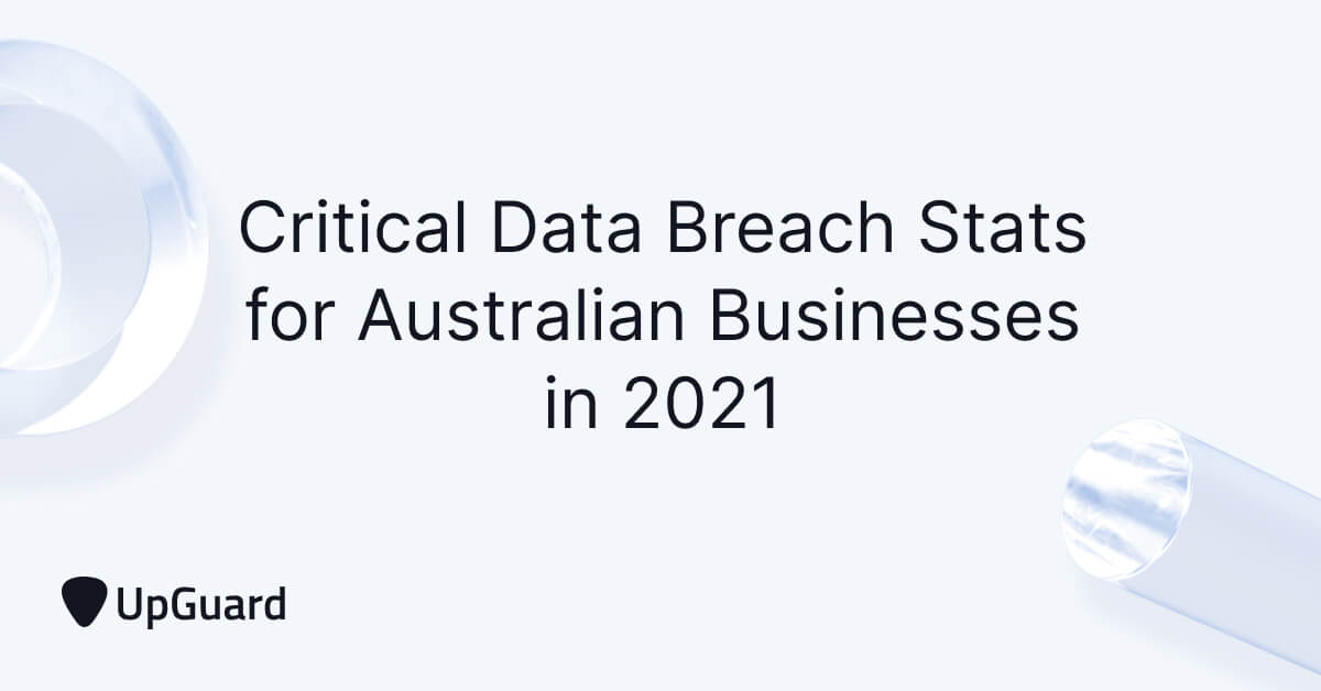 13 Critical Data Breach Stats for Australian Businesses in 2021