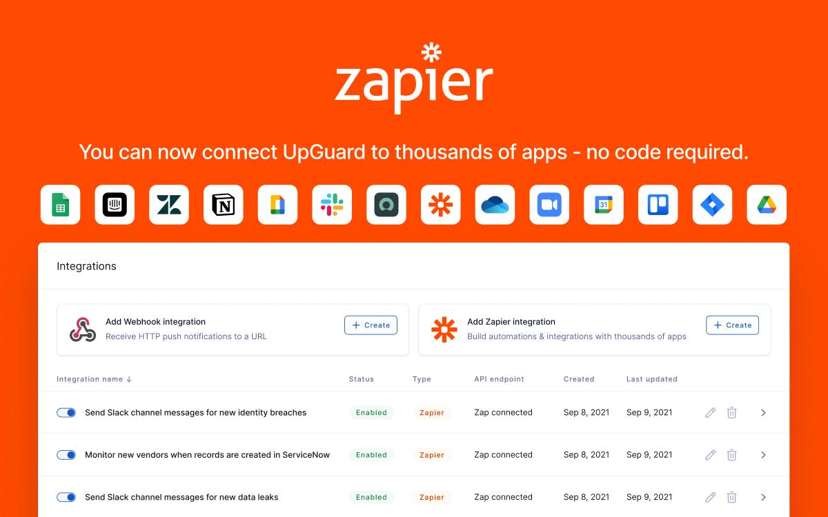Zapier integrations, new ways to get help, and changes view export