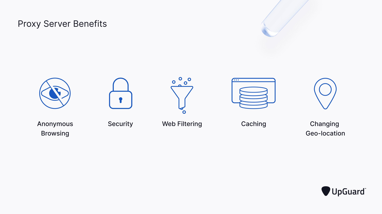Proxy Server Benefits