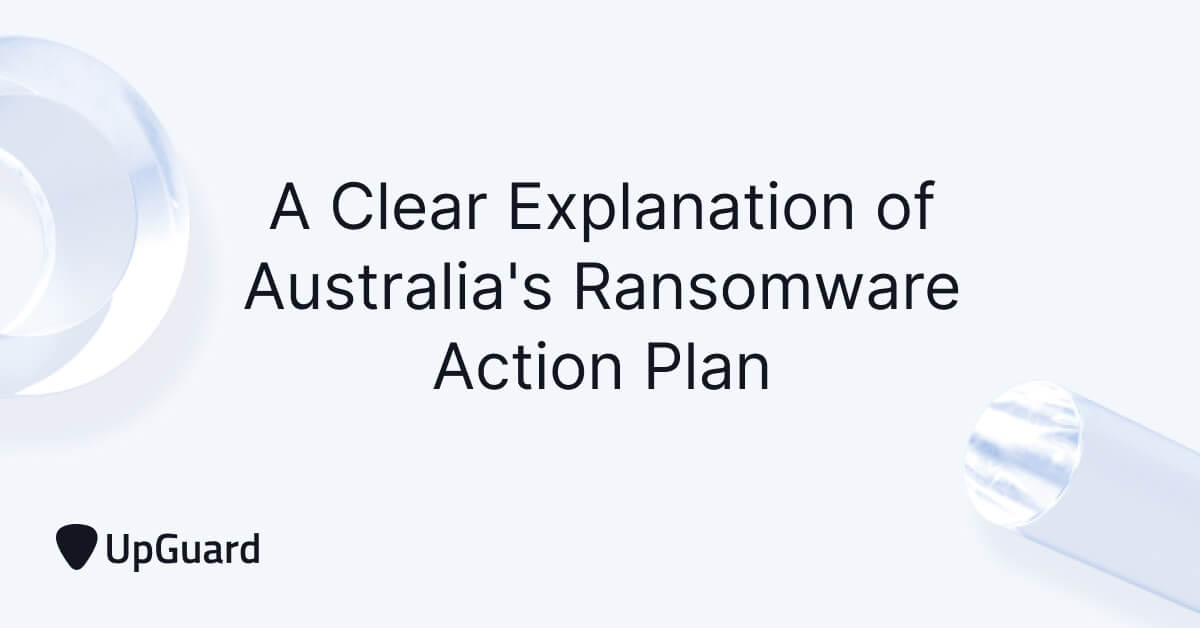 A Clear Explanation of Australia's Ransomware Action Plan