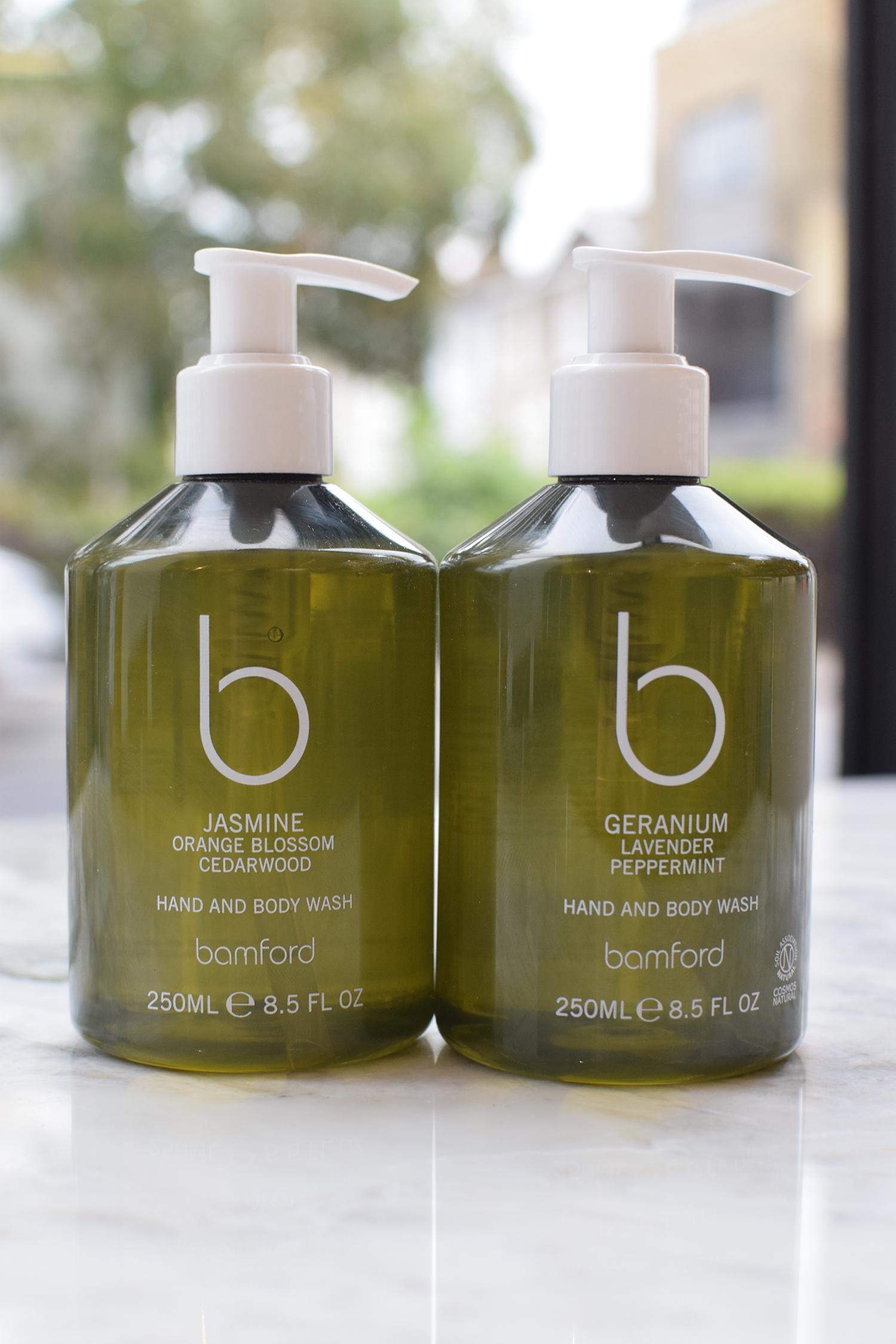 Geranium, Lavender &  Peppermint Hand & Body Wash