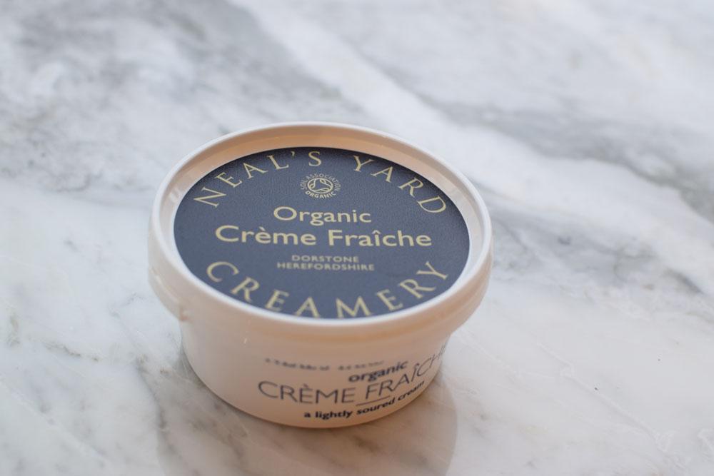 Organic Crème Fraiche