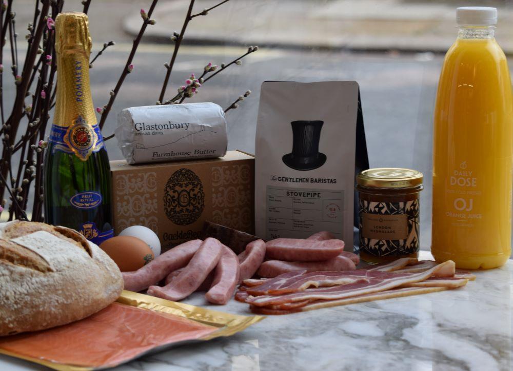 Sam's Larder Luxury Breakfast Box