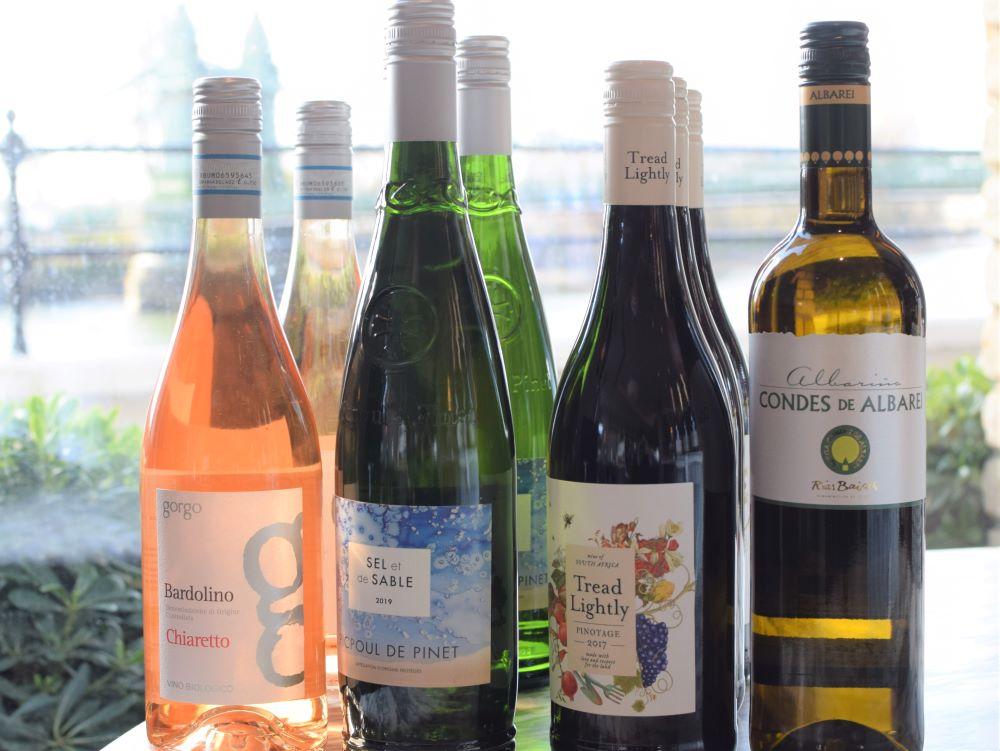 Garden Party Wine Box