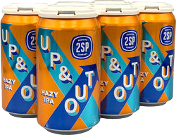 2SP Up & Out Hazy IPA