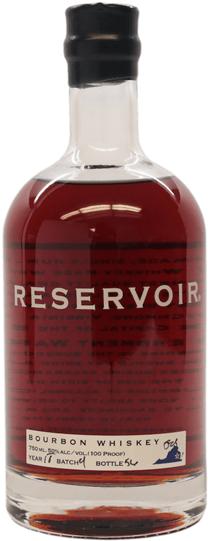 Reservoir Distillery Bourbon
