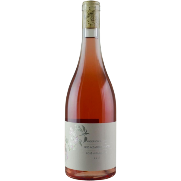 Long Meadow Ranch Anderson Valley Pinot Noir Rose