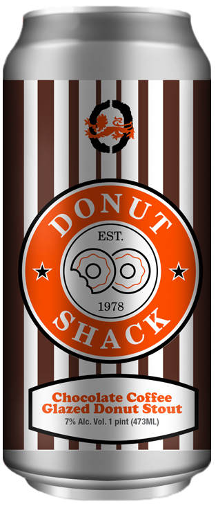 Oliver Brewing Co. Donut Shack