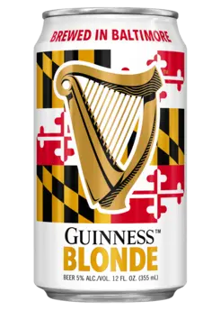 Guinness Blonde 12 Pack Cans