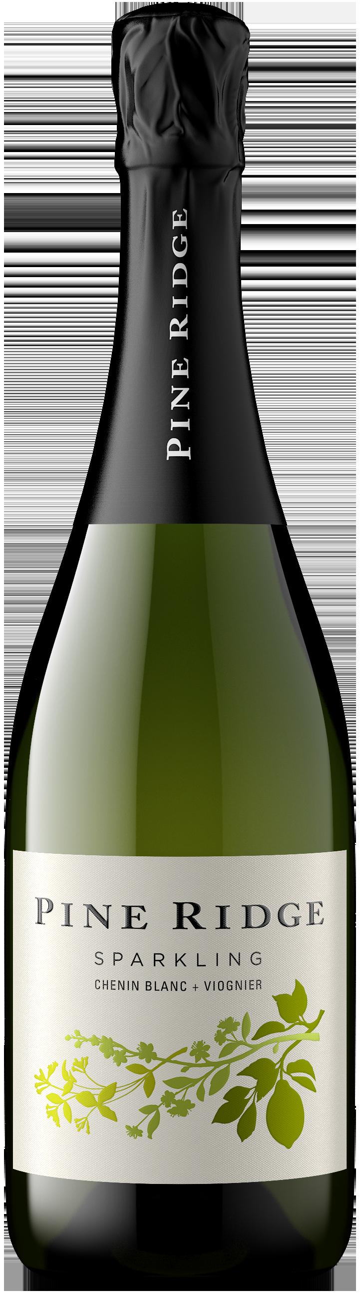 Pine Ridge Sparkling Chenin Blanc & Viognier