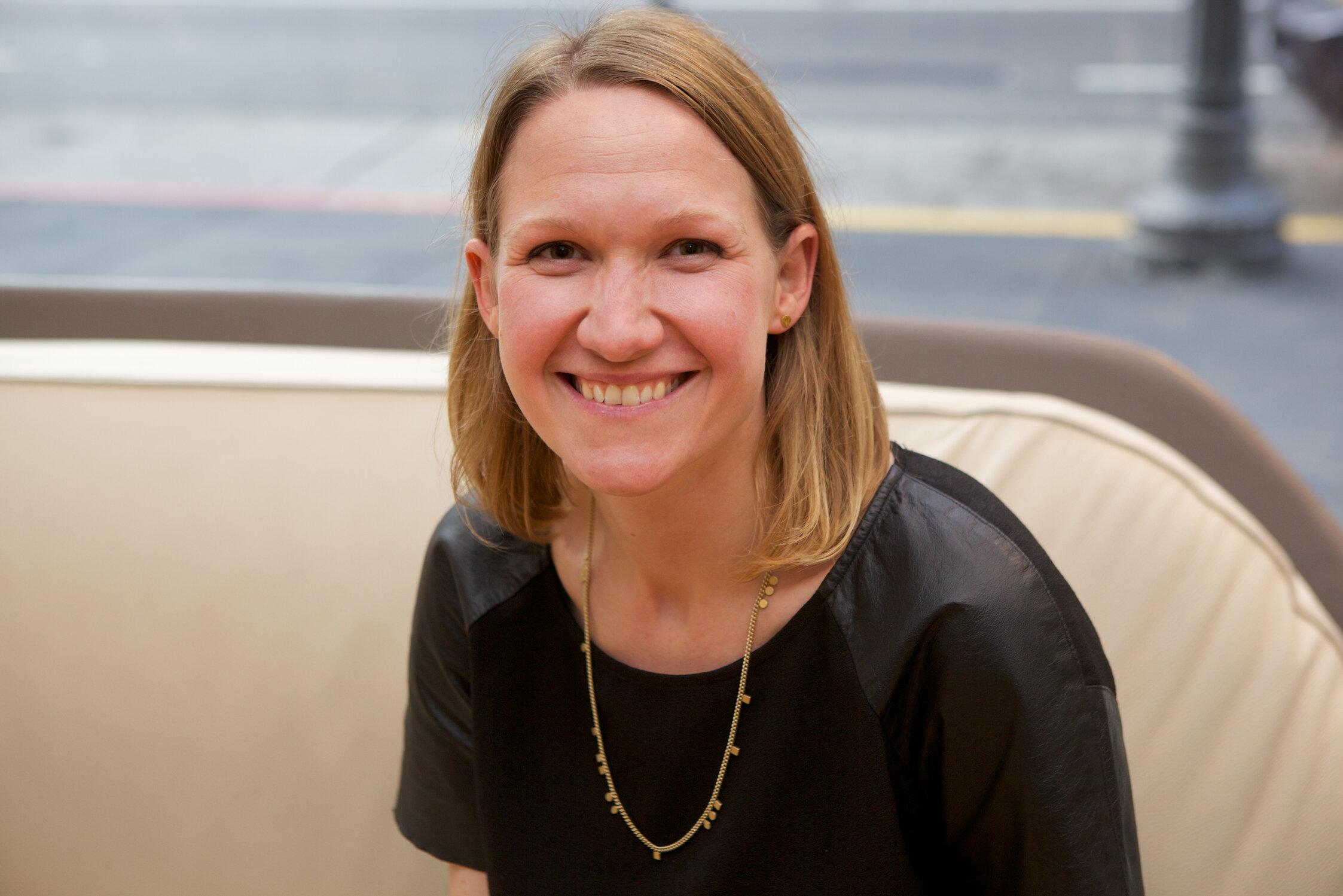 Stephanie Naegeli,  Chief Strategic Business Development Officer at SV Group