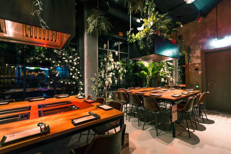Restaurant Miss Miu | Image © Fredy Wiesner Gastronomie