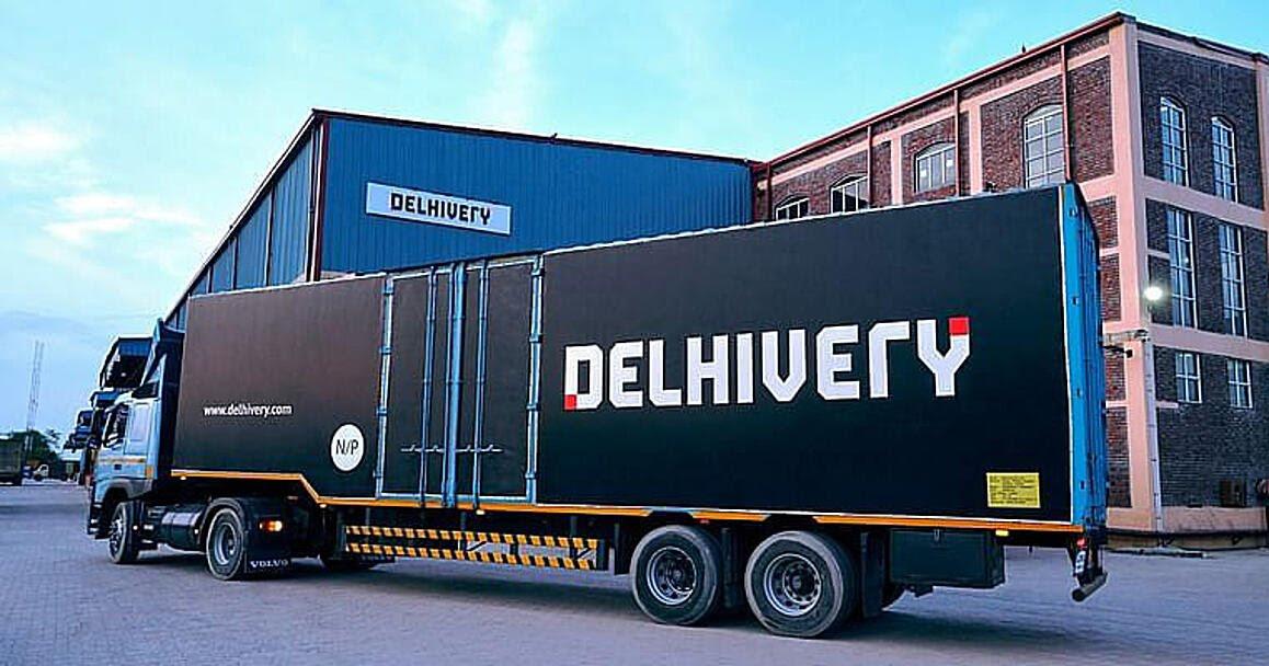 Delhivery-Funding