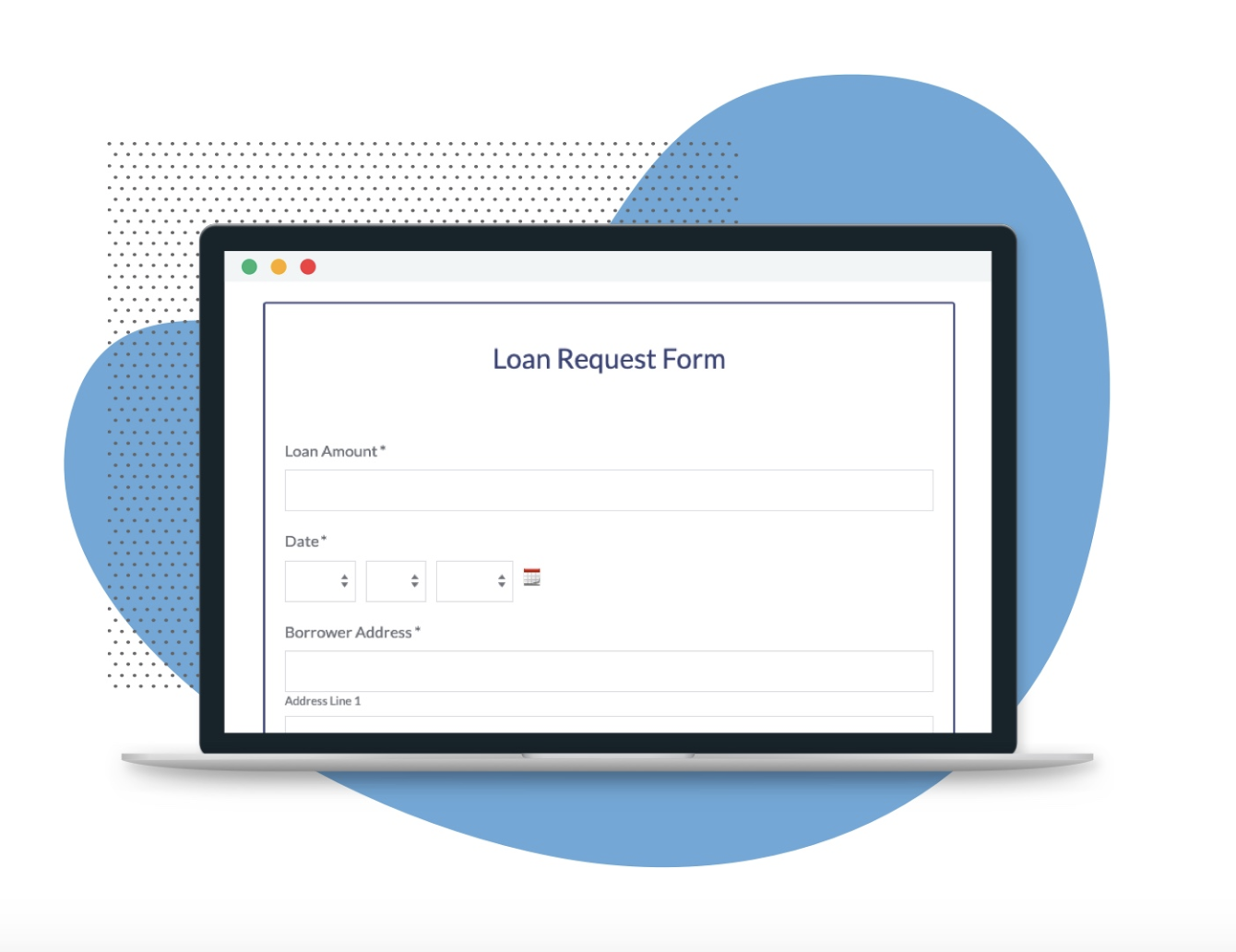loan request template