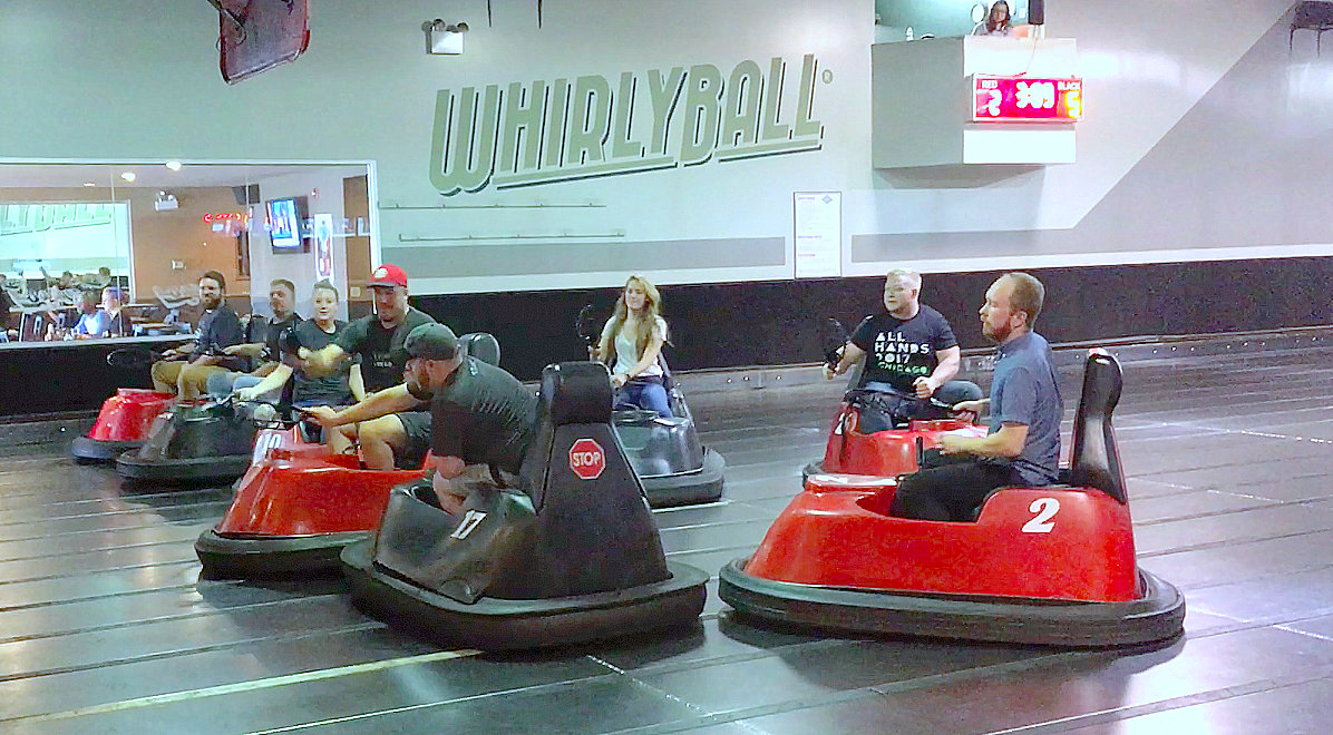 Formstack at WhirlyBall Chicago