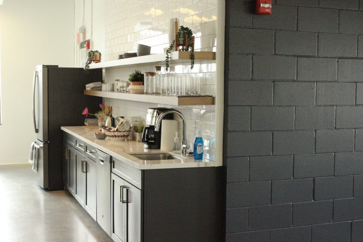 Formstack Fishers Office - Kitchen