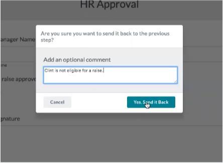 workflow approval