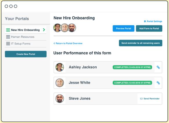 how to increase productivity with Formstack Portals